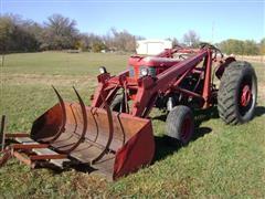 1959 Massy Ferguson 65 Tractor