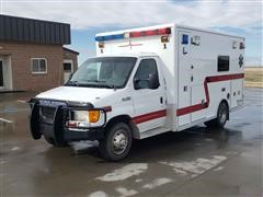 2006 Ford E450 Dually Ambulance