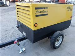 2006 Atlas Copco XAS 97 Portable Air Compressor