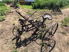 Emerson Antique Ride On Blade Plow