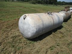 1964 Consumers Cooperative Association Propane Tank