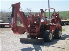 2001 Ditch-Witch 5700DD 4x4 Vibratory Cable Plow