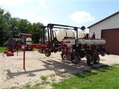 "2002 AGCO White 8180 10R36"" Planter W/Liquid Fertilizer System"