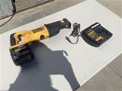 DEWALT 24V XR Cordless Variable-Speed Reciprocating Saw