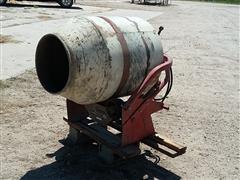 Cherokee 1323 Portable Concrete Mixer