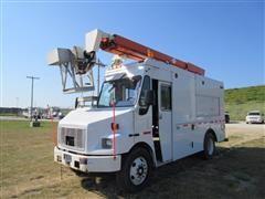 2004 Freightliner FL80 Street Light Service Truck