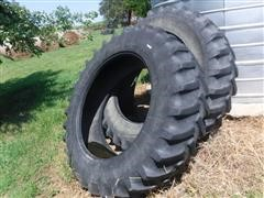 Firestone Radial All Traction 23 18.4R46 Bar Tires