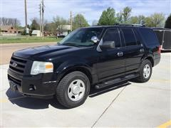 2009 Ford Expedition Police SUV