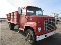 1973 Ford N605 Grain Truck