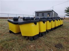 John Deere Dry Fertilizer Boxes