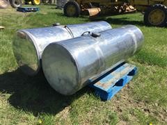 Truck Fuel Tanks