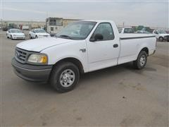2001 Ford F-150 Xl Pickup