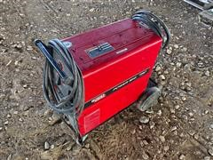 Lincoln Electric Power Mig 215 Wire Welder