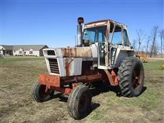 1977 Case 1070 2WD Tractor