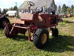 Massey Ferguson 655 Mower Conditioner