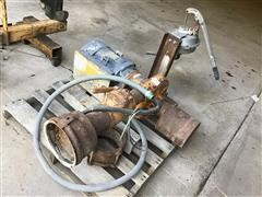 "Berkeley 8"" Water Pump"