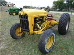1961 Ford 2000 Industrial 2WD Tractor