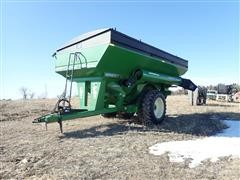 2012 Brent 1282 Grain Cart