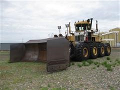Melroe M870 Buffalo Wheeled Coal Dozer