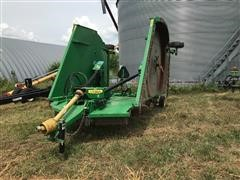 2010 John Deere HX20 Bat-Wing Shredder