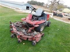 Toro Ground Master 3000 D Golf Course 4WD Mower