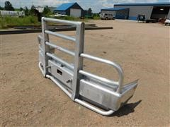 Ali Arc Tractor Truck Aluminum Grill Guard