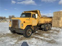 1973 International F2010 T/A Dump Truck