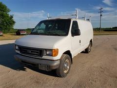 2006 Ford E-350 Cargo Van