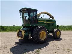 2005 John Deere 7700 Forage Harvester