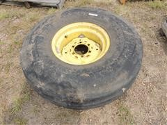 11.00-16 Implement Tire On Rim