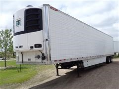 2015 Great Dane ESS-1114-31053 T/A Everest Super Seal Reefer Trailer W/Thermo King S-700 Unit