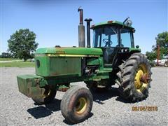 1990 John Deere 4755 2WD Tractor