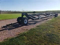 2018 Industrias America 835 35' Header Trailer