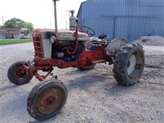 1958 Ford 971 Select-O-Shift 2WD Diesel Tractor