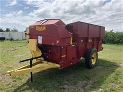 2015 Schuler 175BF Feeder Wagon