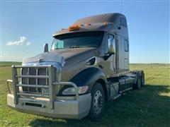 2007 Peterbilt 387 T/A Truck Tractor