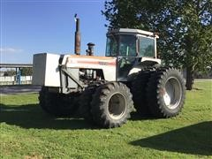1985 White 2-155 MFWD Tractor