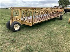 2000 Cheyenne Hay Feeder Wagon