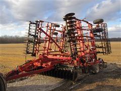 Kongskilde Vibro-Till 3500 Field Cultivator