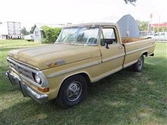 1972 Ford F100 Pickup