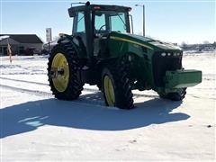 John Deere 8330 MFWD Tractor