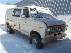 1991 Ford Econoline 350 Cargo Van