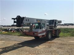 1996 Link-Belt ATC-822 All-Terrain Crane
