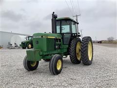 1990 John Deere 4455 2WD Tractor