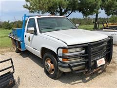 1998 Chevrolet 3500 Flatbed Pickup