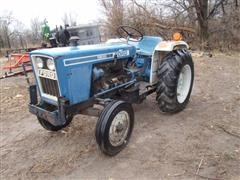 1980 Ford 1900 2WD Tractor