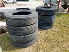 Firestone FD690 285/75 R24.5 Drive Tires