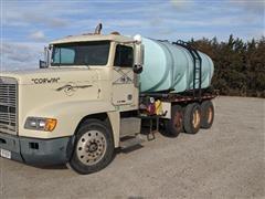 1997 Freightliner Tri/A Liquid Fertilizer Tender Truck
