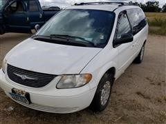2003 Chrysler Town & Country Caravan