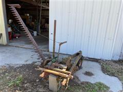 John Deere 8 Sickle Mower
